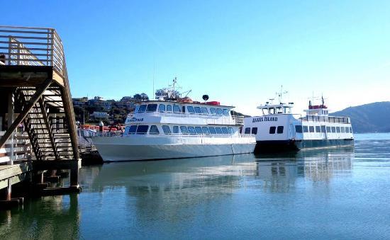 Angel Island - Tiburon Ferry