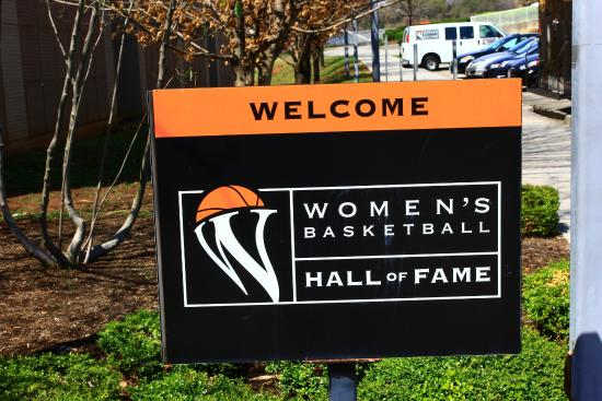 Women's Basketball Hall of Fame照片