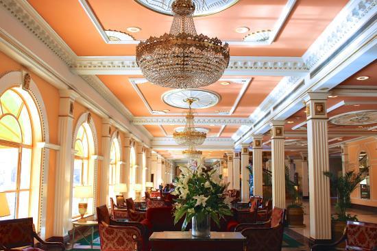 Concorde El Salam Hotel: Hotel Main Lobby