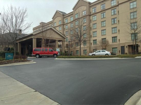 Homewood Suites by Hilton Asheville- Tunnel Road : Beautiful hotel !