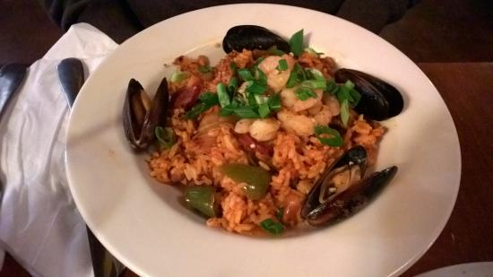 Big Easy Jambalaya Picture Of Bourbon Street Bar And Grill