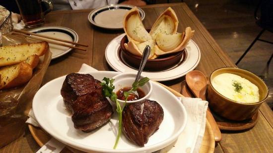 Grilled Aging Beef Yokohama