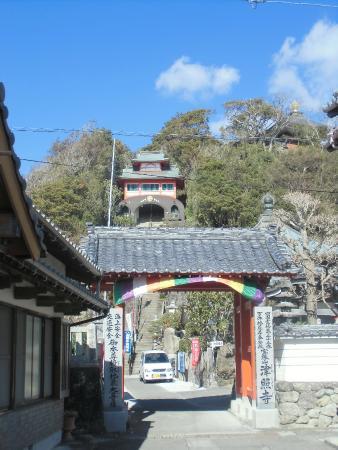 Shinshoji Temple : 津照寺