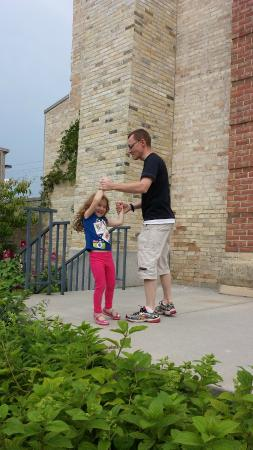 John Michael Kohler Arts Center: FUN on the Outdoor Stage