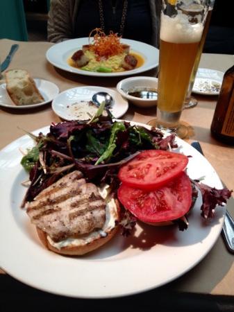 Celadon : Lunch