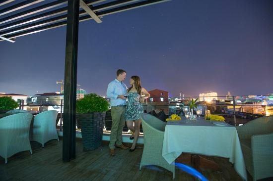 sky view terrace picture of asia tune hotel phnom penh