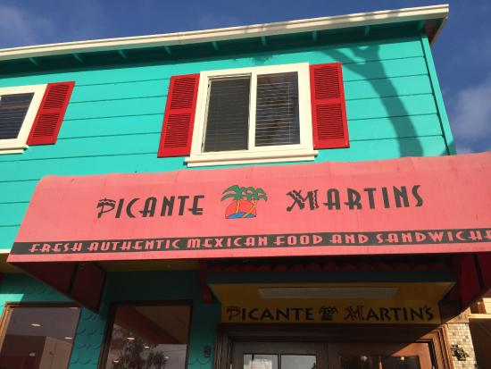 Picante Martin's Mexican: Favorite taco shop in So Cal