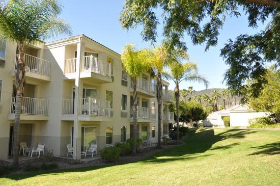 DoubleTree by Hilton Golf Resort San Diego : Outside