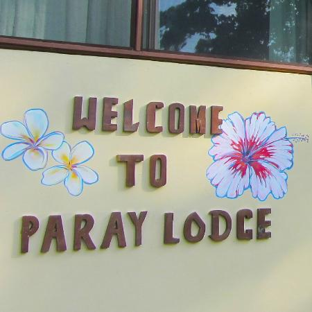 Paray Lodge