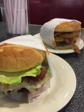 Johnny Rockets: Hamburger