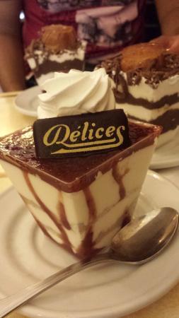 Delices: Yum!