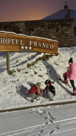 Hotel Franco: foto ricordo