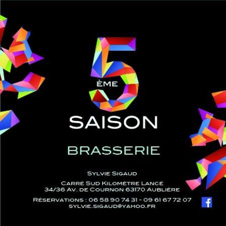 Brasserie 5eme Saison: getlstd_property_photo