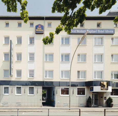 Best Western Raphael Hotel Altona: Exterior