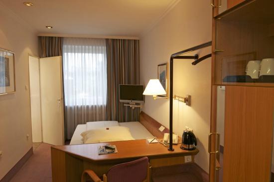 Best Western Raphael Hotel Altona: Einzelzimmer