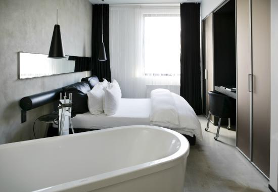 CenterHotel Thingholt: Room