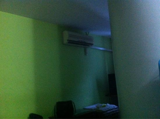 Century Hotel: Aircond has been fixed! Thank you!
