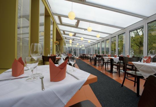 โฮเต็ล เกร็นส์ฟอร์: Restaurant