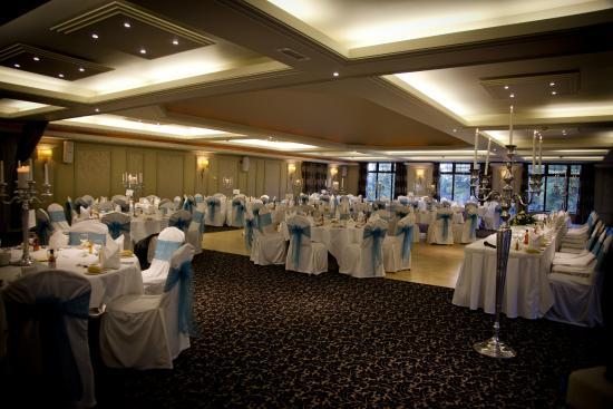Dalziel Park Hotel & Golf Club: The top table