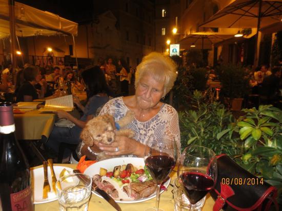 fira 1 års dag Babbel´s 1 årsdag   Picture of Cave Canem, Rome   TripAdvisor fira 1 års dag