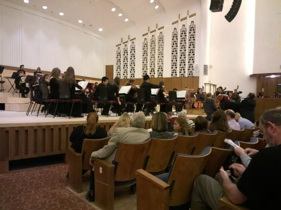 Royal Liverpool Philharmonic: Concert with the Liverpool Youth Philharmonic
