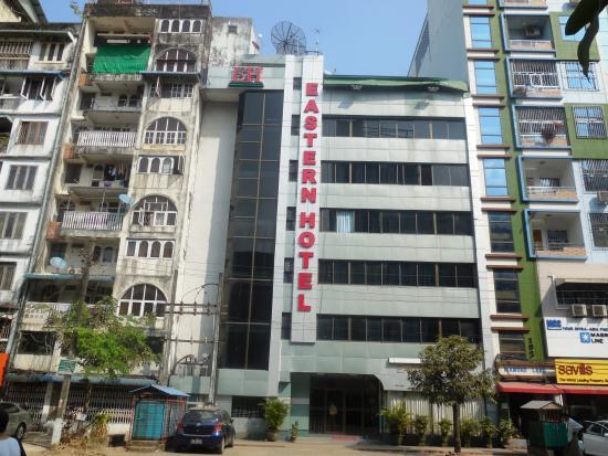 Eastern Hotel: hotel