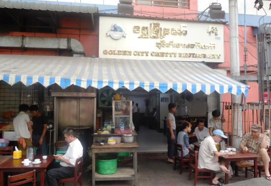 Eastern Hotel: indian food - the best option