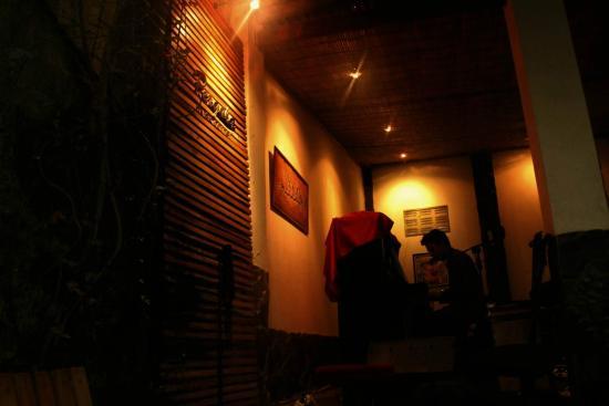 Pergola Coffee Corner