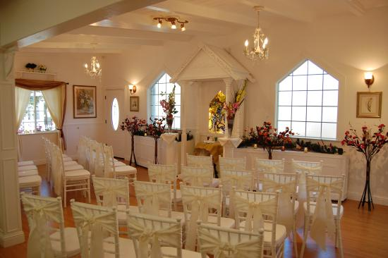 Tahoe Chalet Inn : Wedding Chapel