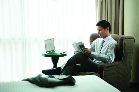 Hilton Garden Inn Riyadh Olaya: Guest Sitting Area