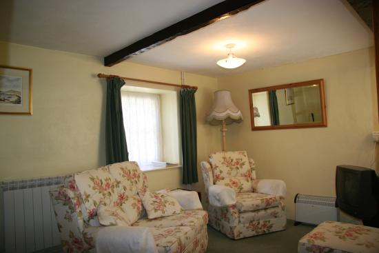 La Bellieuse Self Catering Cottages: La Bellieuse Lounge
