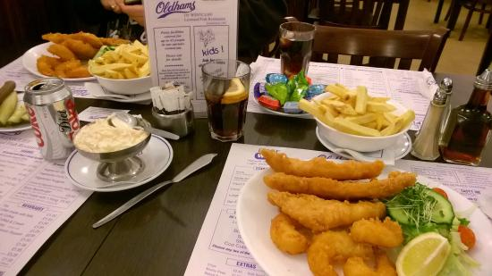 Oldham's Fish Restaurant