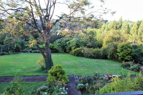Santuario Patagonia Hotel Boutique: Garten