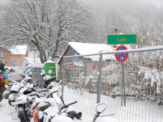 Gastehaus Haibach: Localita LOH