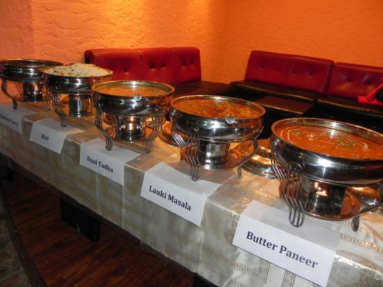Indian buffet table images galleries with a bite - Buffet table images ...