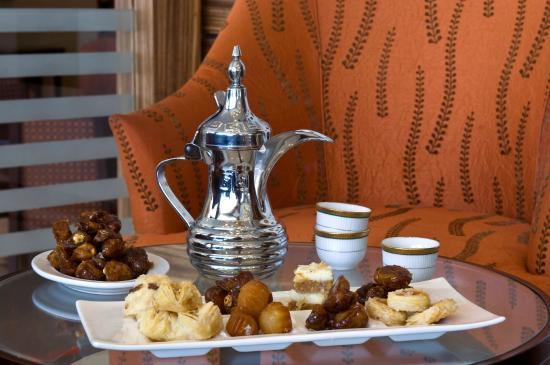 Hilton Garden Inn Riyadh Olaya: Meydan Lounge