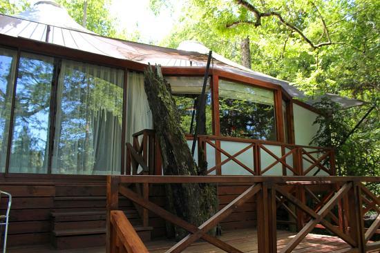 Lemu Lodge Caburgua: Bungalow