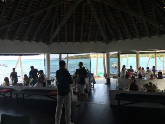 Le Sereno Restaurant : restaurant