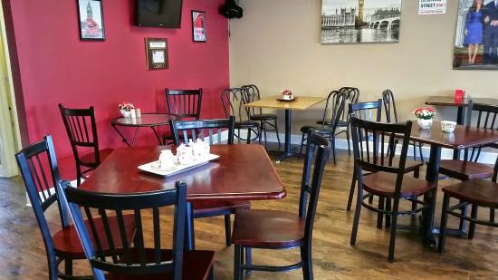 Penny Poppins British Bakery & Tea Room
