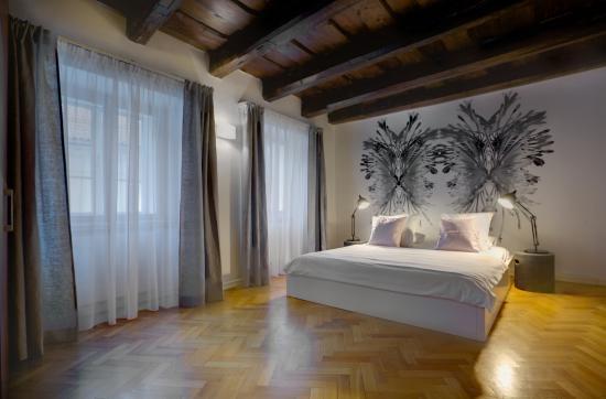 Prague Apartments U Kapra: U Kapra Apartments | Bedroom