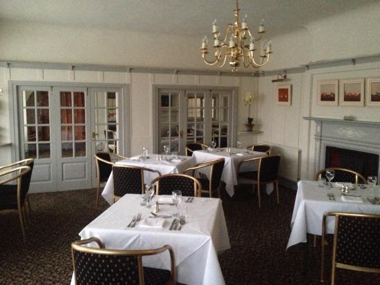 The Grange & Links: Restaurant.