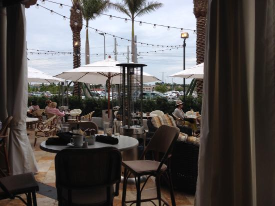 Brio Tuscan Grille Outdoor Dining