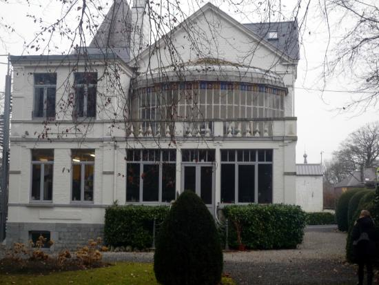 Villa Adélaïde Chimay : a little gem