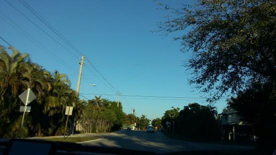Motel 6 Fort Lauderdale: Perto de tudo