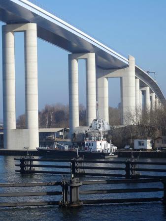 Rugenbrucke Stralsund