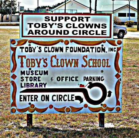 Lake Placid, FL: Clown Museum
