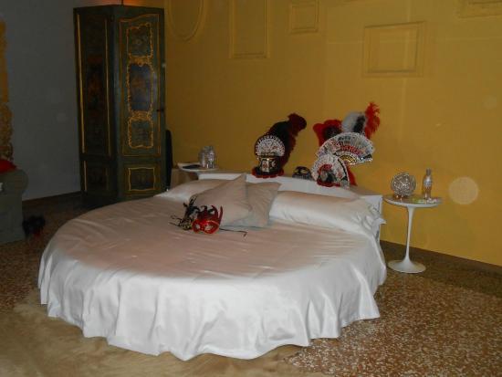 Corte Di Gabriela: chambre pour amoureux