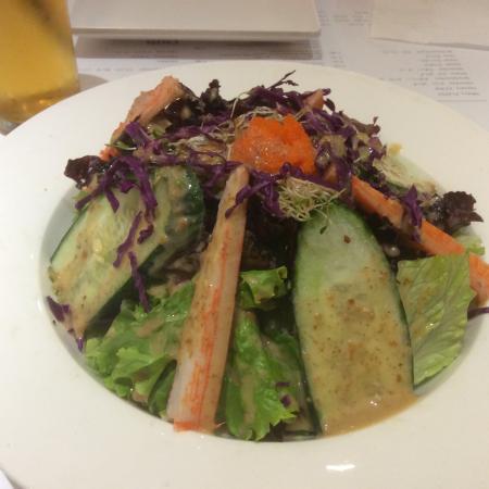 Ramen Bar : Salad