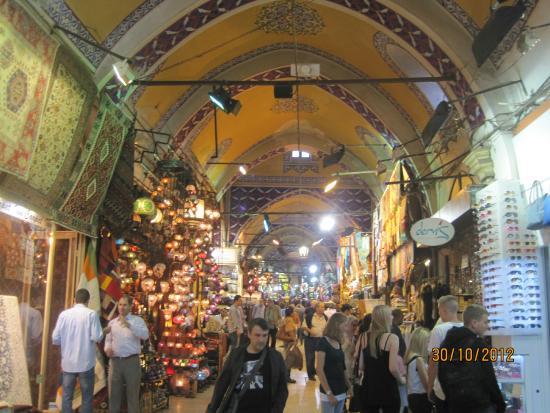 Kapalı Çarşı - Picture of Grand Bazaar (Kapali Carsi), Istanbul - TripAdvisor