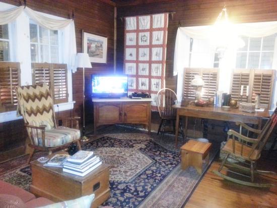 Snow Hill, Karolina Północna: Living Room
